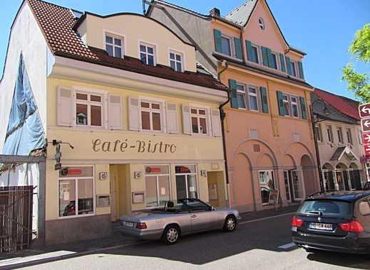 Romantische 3,5 Zimmerwohnung im Herzen von Schwetzingen