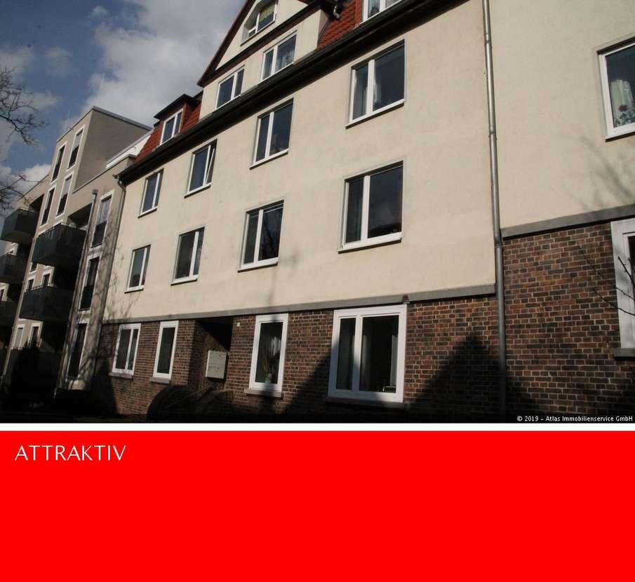 atlas immobilien attraktive 3-zimmer wohnung in begehrter wohnlage - daberstedt