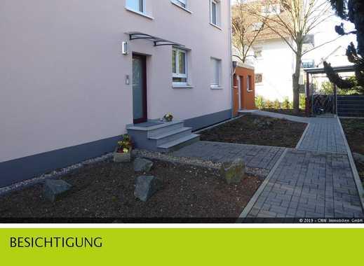 Mainz-Laubenheim - helle 3 ZKB, G-WC, Balkon