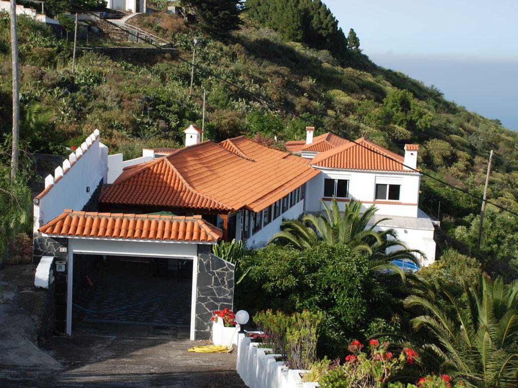 traumhaft gelegenes Haus auf La Palma zu verkaufen