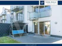 Moderne 3-Zimmer-Wohnung mit Haus-im Haus