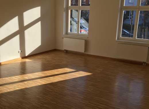 Wunderschön sanierte 3-Raum-Wohnung im Zentrum von Sömmerda zu vermieten