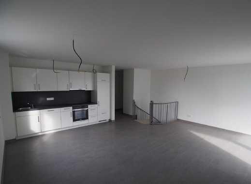4-Zimmer-Maisonette-Wohnung im Neubau mit schicker Einbauküche!