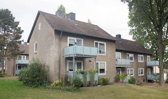 hwg - Innenstadtnahe EG-Wohnung mit Balkon sucht Nachmieter!