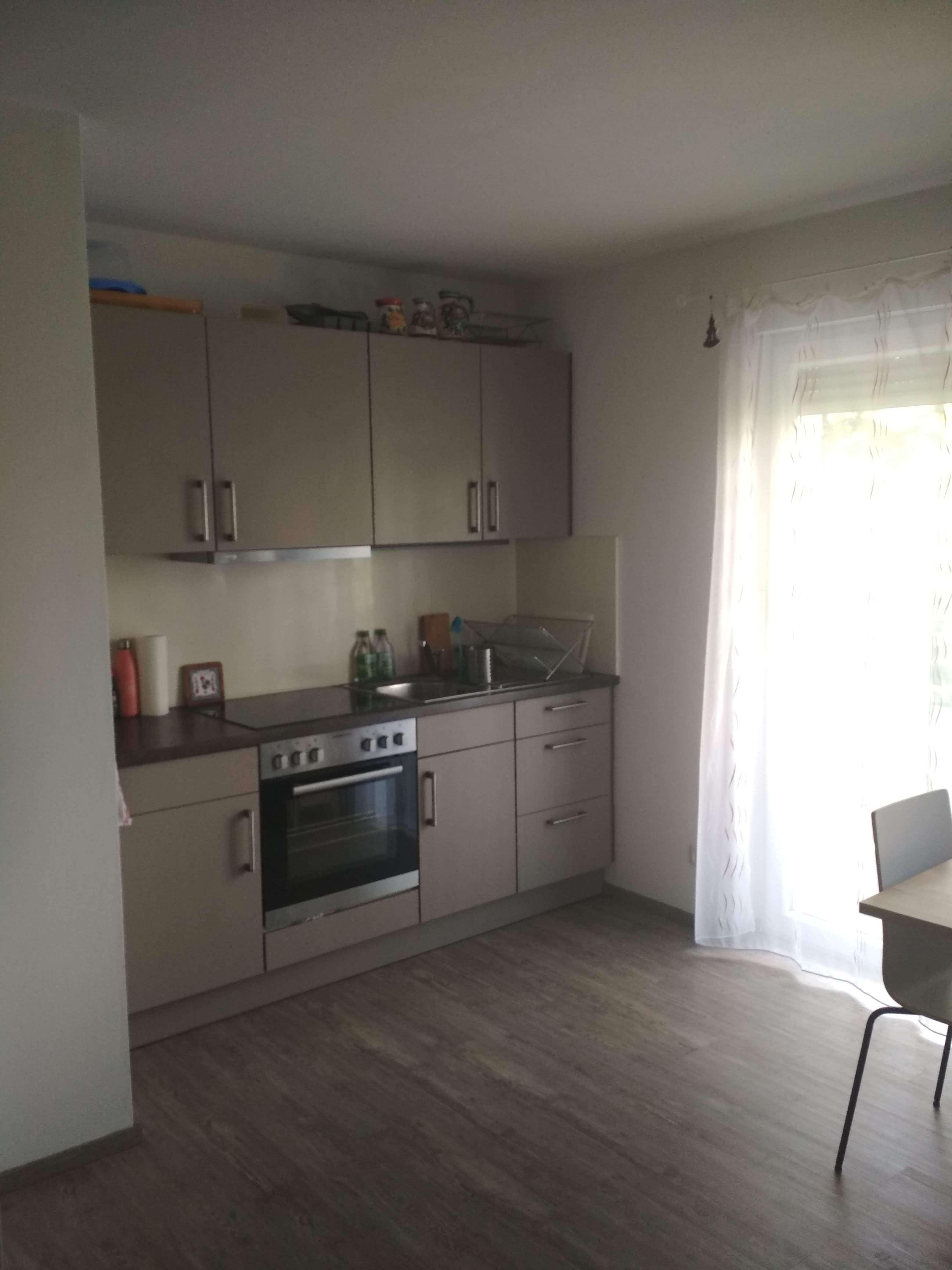 Helle, gemütliche 2-Zimmer-Wohnung mit großer Wohnküche in Laim