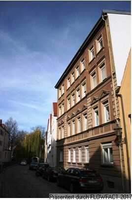 Sanierte 2 ZKB-Wohnung mit Einbauküche im Herzen der Altstadt in Augsburg-Innenstadt
