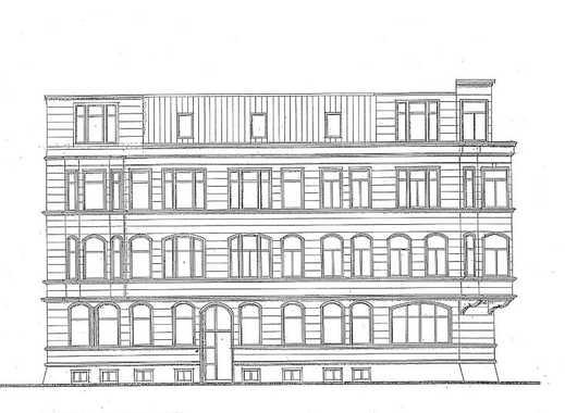 Helle Penthousewohnung über den Dächern von Heppens