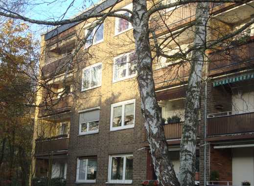 Super aufgeteilte Wohnung im Hochpaterre mit Balkon und Parknähe!