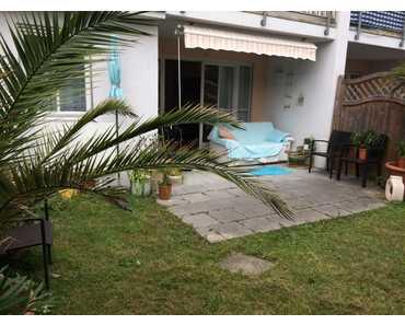 Terrassenwohnung mit Gartenanteil! in Ainring