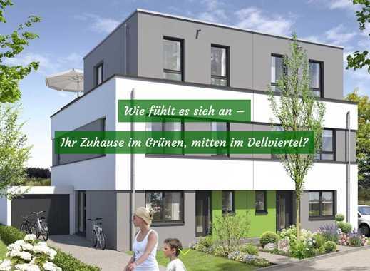 Schöne Doppelhaushälfte mit vier Zimmern und zwei Bädern in Duisburg