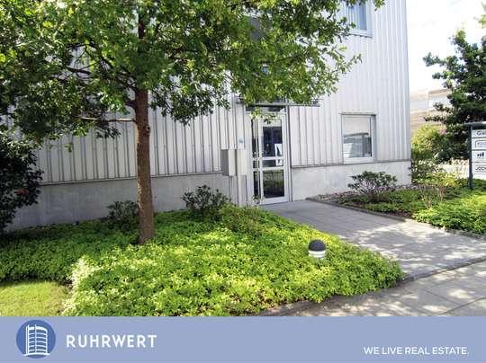 von Arbeiten im Gewerbepark M1! Helle und gepflegte Bürofläche, zentral in Essen-Altenessen!