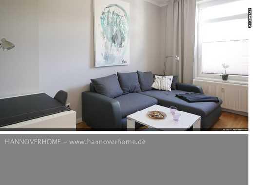 Sanierte und neu möblierte Wohnung mitten in Kleefeld - mit Internet