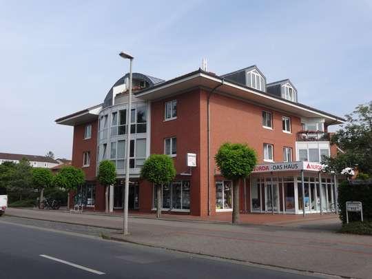 Großzügige 2-Zimmer Wohnung mit Wintergarten in Groß-Buchholz