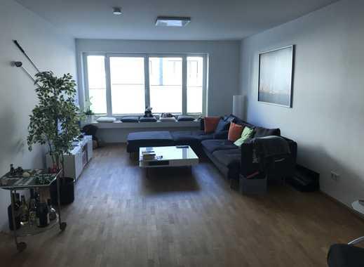charmante, großzügig geschnittene 3-Zimmer Wohnung mit Garten in Düsseltal