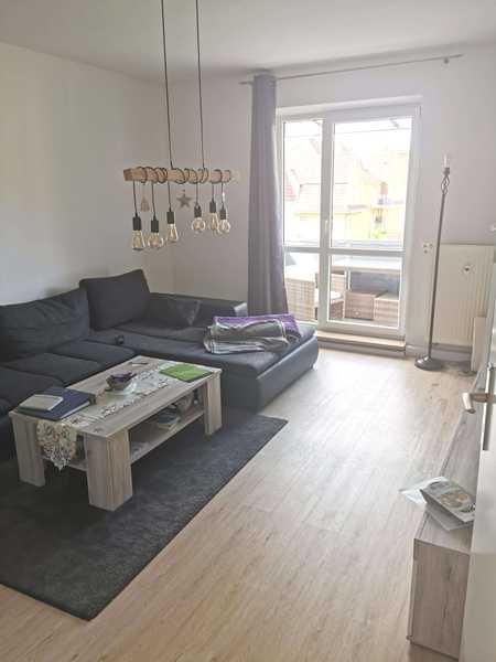 top-sanierte 2-Zimmer-Wohnung mit großem Balkon in Coburg-Zentrum (Coburg)