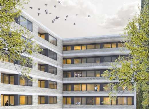 Stadtpalais am Markt: 2-Zimmer-Appartement mit Balkon und Fahrstuhl, barrierefrei im 2. OG