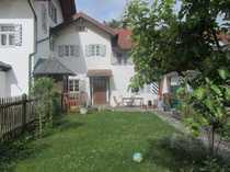 Schöne 4,5-Zimmer-Wohnung mit eigenem Garten in Olching für Naturliebhaber