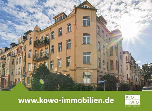 Idyllisch Wohnen am Rosenthal - Erstbezug nach Sanierung in Gohlis-Süd