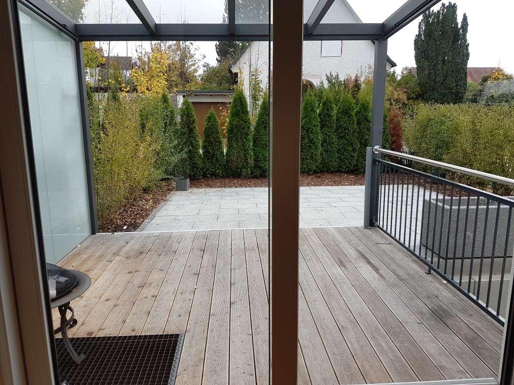Geräumige 3-Zimmer-Wohnung mit Terrasse (Etagenwohnung) in Geisenfeld in Geisenfeld