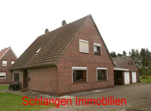 Objekt-Nr. 17/625 Einfamilienhaus mit D-Garage im Seemannsort Barßel OT Elisabethfehn