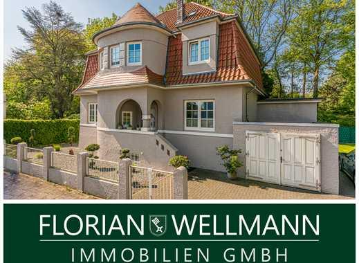 Delmenhorst - Mitte | Extravagante, stilvolle Villa direkt an der Graft Delmenhorst