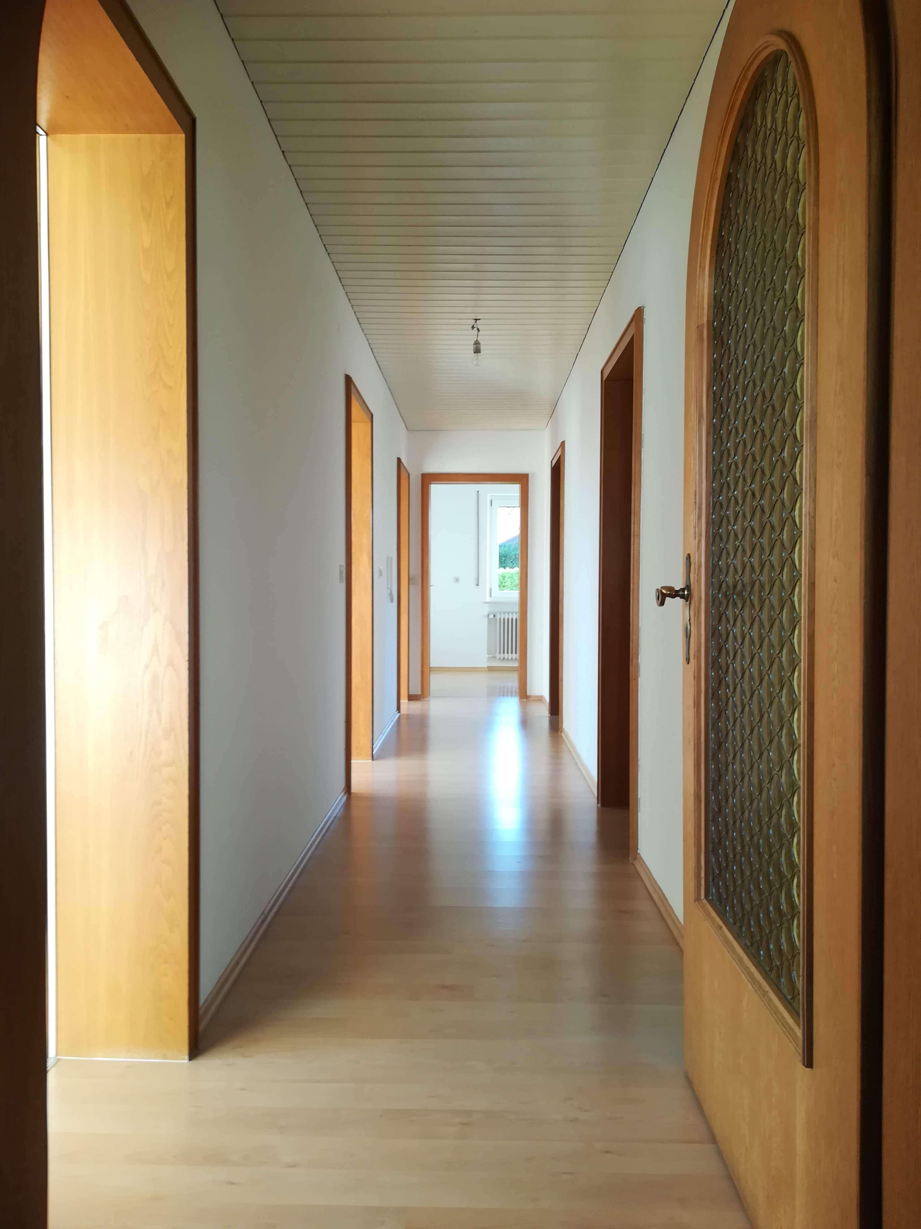 Modernisierte 4-Zimmer-Wohnung mit Balkon und Einbauküche in Pfarrkirchen in Pfarrkirchen
