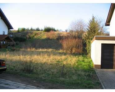 684 qm Bauplatz mit Option auf 1.288 qm Bauerwartungsland in Rümmelsheim