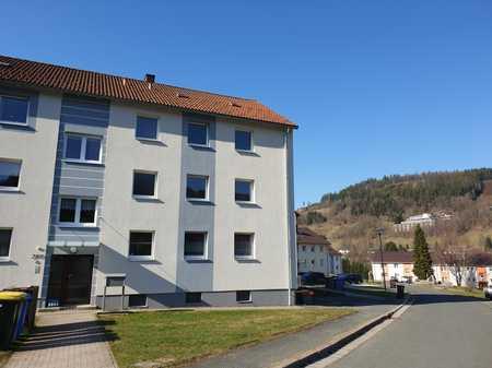 Helle 4-Zimmer Wohnung in Warmensteinach