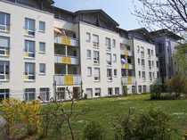Ruhige 3-Raum-Wohnung mit 2 Balkonen