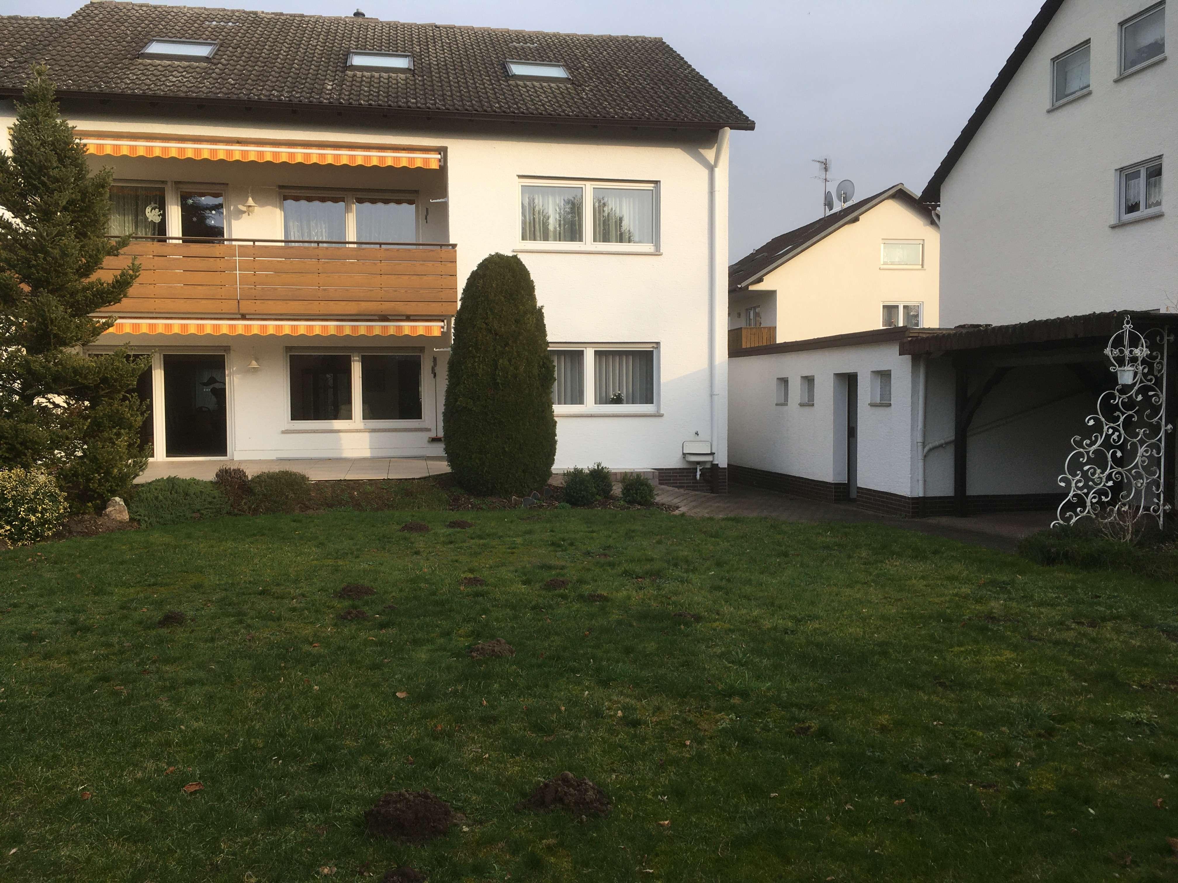 Schöne 3 Zi. EGWhg. in Aschaffenburg Nilkheim, Nähe Park Schönbusch in Nilkheim (Aschaffenburg)