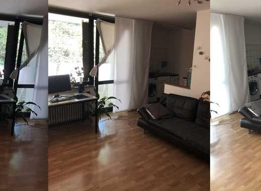 1-Zimmer-Erdgeschosswohnung mit Terrasse in Aachen