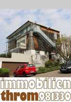 Penthouse-Wohnung mit großer Loggia und