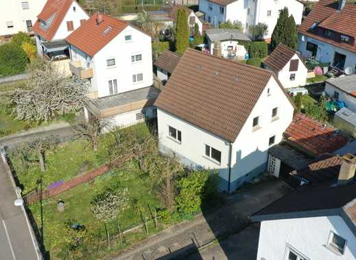 Keine Käuferprovision! Gemütliches Einfamilienhaus – ruhige, gefragte Lage – viel Sonne