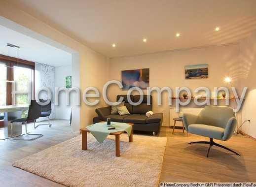 Moderne Wohnung auf zwei Ebenen mit Balkon, Terrasse, Internet und PKW-Stellplatz, in Laufweite z...
