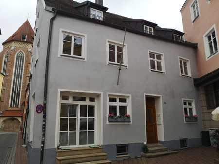 Denkmalgeschützes Haus in der Landshuter Altstadt zu vermieten in Altstadt (Landshut)