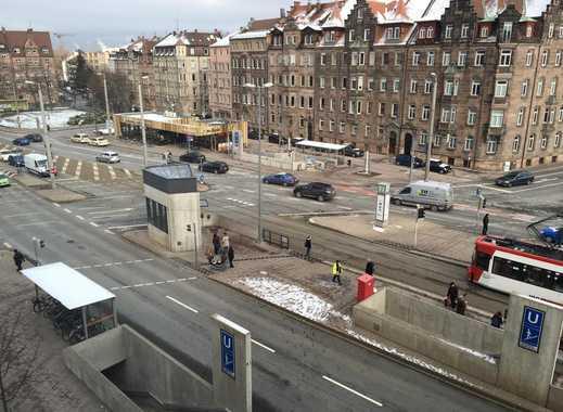 WG-Zimmer mit eigenem Bad/WC in Johannis - U-Bahn direkt vor der Tür !