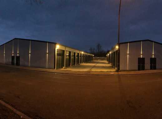 Storage Area Landshut Lagerkomplex für Industrie und Gewerbe