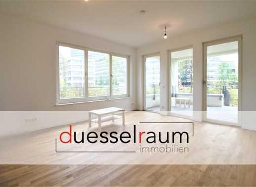 Heinrich Heine Gärten: repräsentative 2 Zimmer-Neubau-Wohnung!