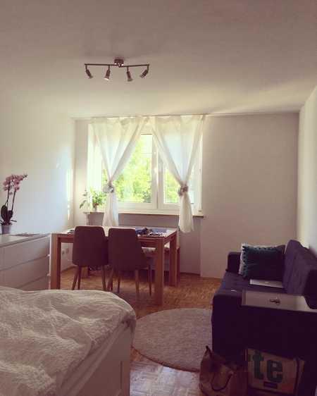 Gepflegte 1-Zimmer-Wohnung in Schwabing - Wohnen am Luitpoldpark in Schwabing-West (München)