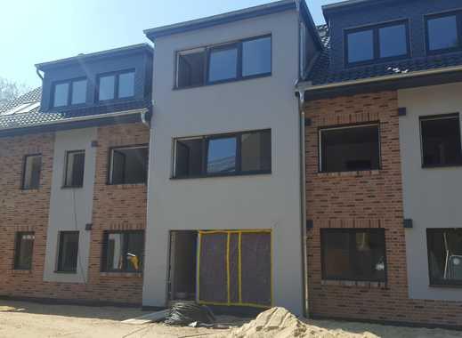 Erstbezug mit Balkon: Sehr schöne helle 3-Zimmer-Wohnung in Schwarmstedt