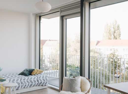 SchillerQubes - vollmöblierte Mini-Apartments am Griechischen Park