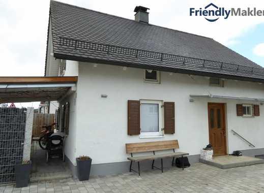 **Haus sucht Handwerker! Kleines Einfamilienhaus in Ergoldsbach mit schönem Grundstück!**