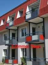 Schöne drei Zimmer Wohnung Neubau