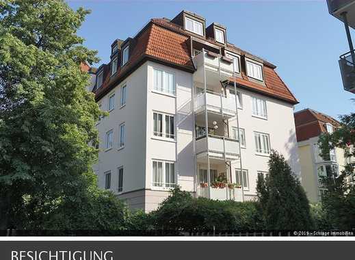 ***DRESDEN-STRIESEN*** Edles Appartement mit Balkon +Aufzug in Nähe des Uniklinikums!