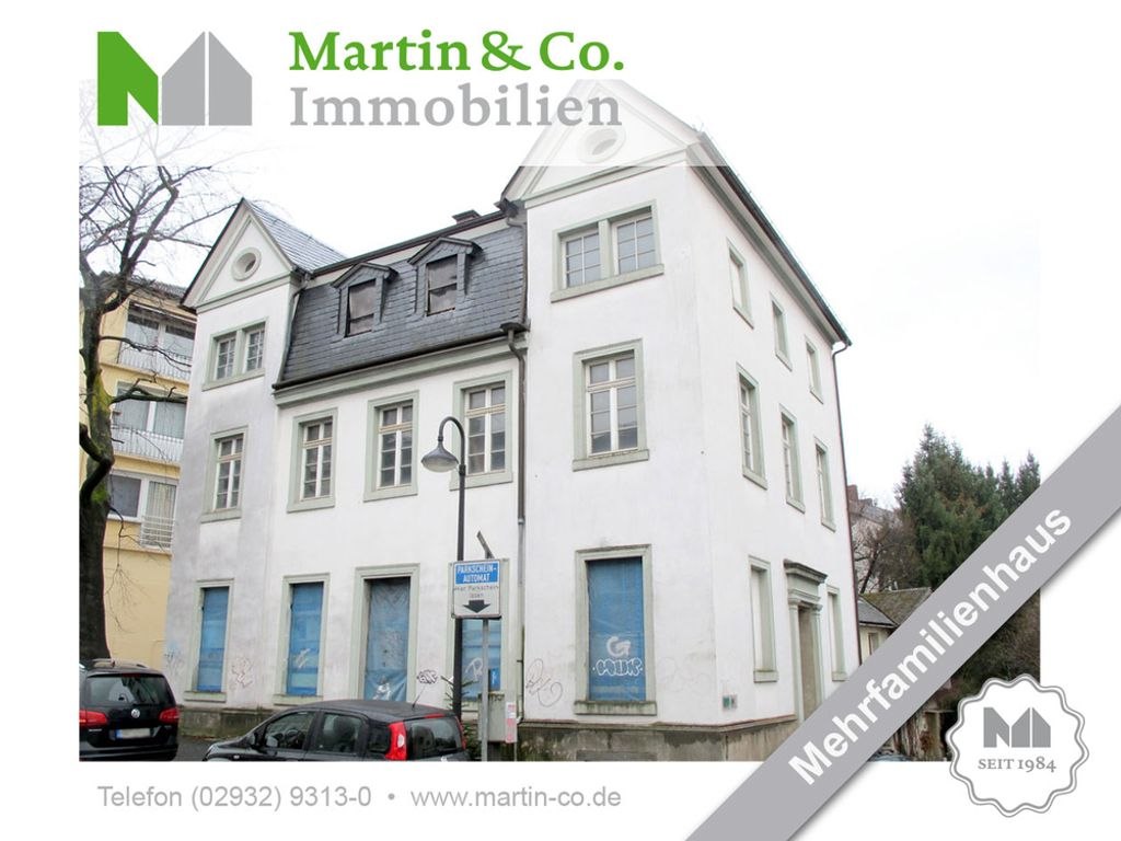 Mehrfamilienhaus Arnsberg (Hochsauerlandkreis) - Angebote