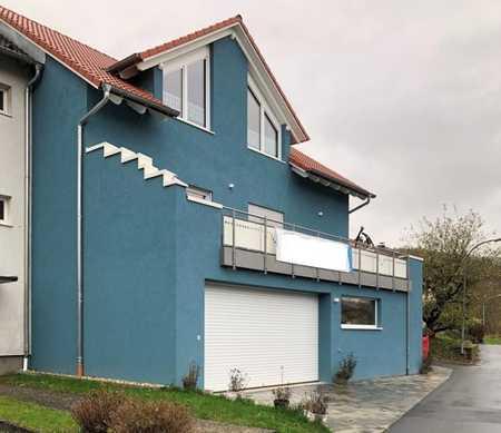 Sehr geräumige schöne 3 Zimmer Dachgeschosswohnung in Bad Brückenau