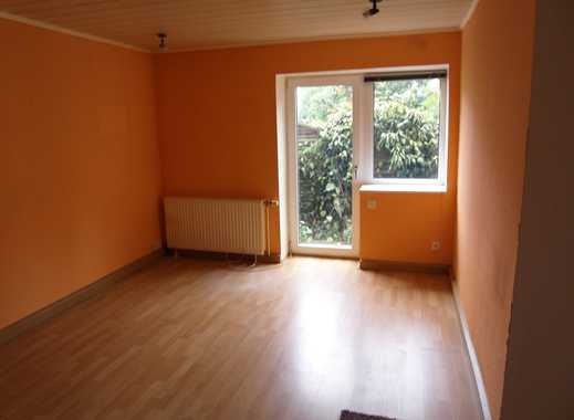 Steyerberg, Kleine Wohnung an der Aue mit Freisitz