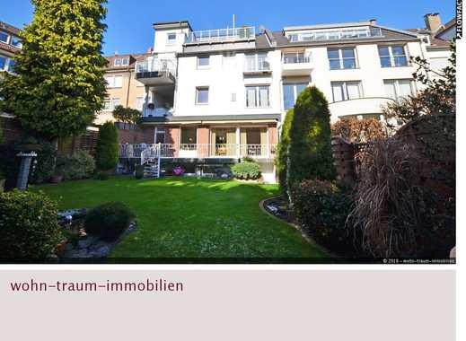 Wunderschöne und repräsentative 3 Zimmer Altbau-Wohnung in Bot-Stadtmitte