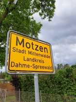 Motzen - 1 282 m² Idyllisches