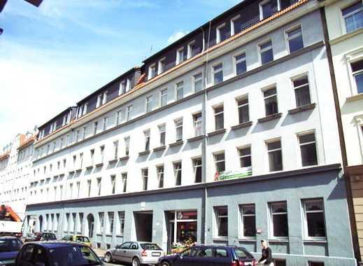 Außergewöhnliche 4-Raumwohnung im Dachgeschoss in Altlindenau